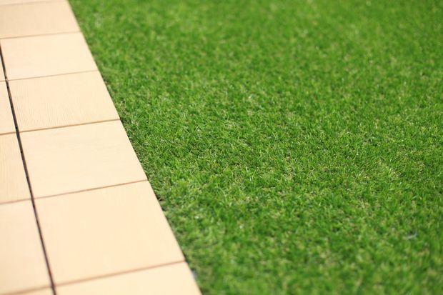 人工 芝 ベランダ