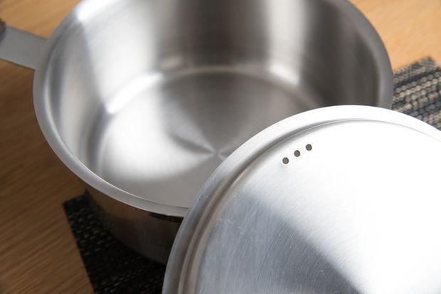 ステンレス 鍋 焦げ付き