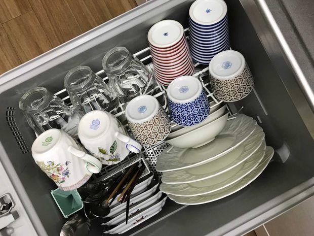 食 洗 機 掃除